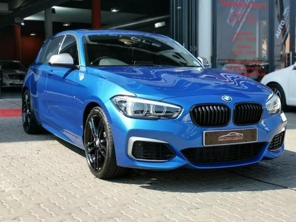 2018 BMW 1 Series M140i Edition M Sport Shadow 5-Door Auto F20 Gauteng Sandton_0