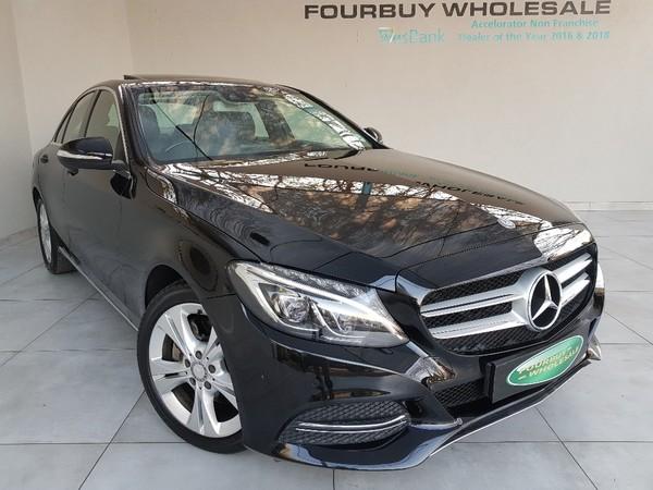 2015 Mercedes-Benz C-Class C200 Exclusive Auto Gauteng Four Ways_0