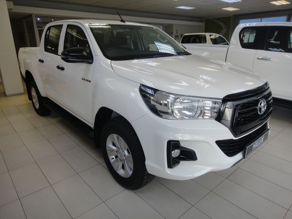 2020 Toyota Hilux 2.4 GD-6 SRX 4X4 Double Cab Bakkie Western Cape Ceres_0