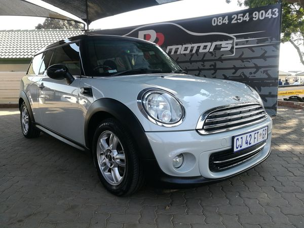 2013 MINI Cooper Clubman  Gauteng Pretoria_0