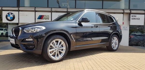 2019 BMW X3 xDRIVE20d Auto Gauteng Roodepoort_0