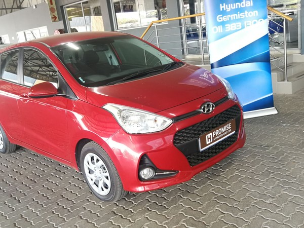 2019 Hyundai Grand i10 1.0 Motion Gauteng Germiston_0