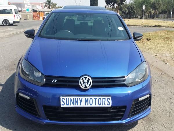 2012 Volkswagen Golf Vi 2.0 Tsi R Dsg  Gauteng Kempton Park_0
