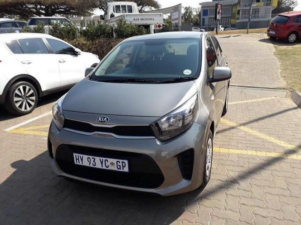 2019 Kia Picanto 1.2 Start Auto Gauteng Sandton_0