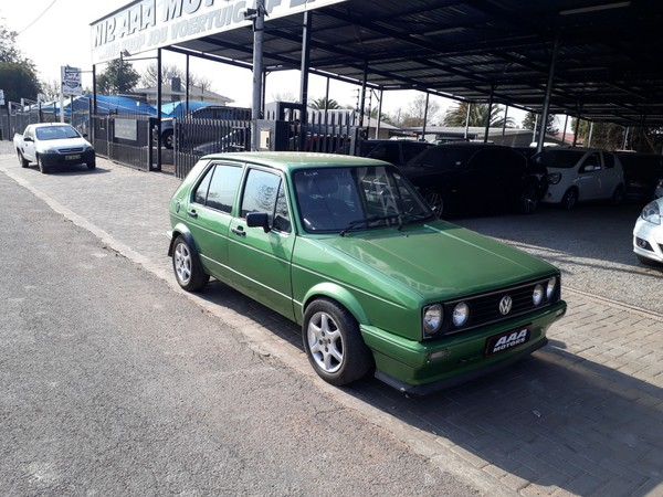 1999 Volkswagen CITI Chico 1.3  North West Province Klerksdorp_0