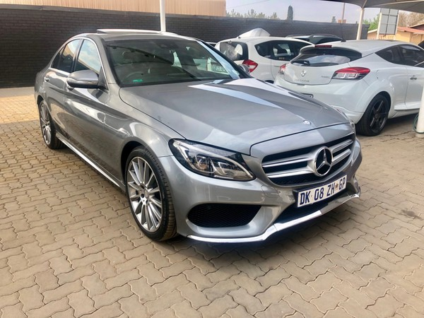 Used Mercedes-Benz C-Class C250 AMG line Auto for sale in