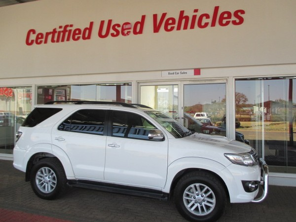 2015 Toyota Fortuner 3.0d-4d 4x4 At  Limpopo Limpopo_0