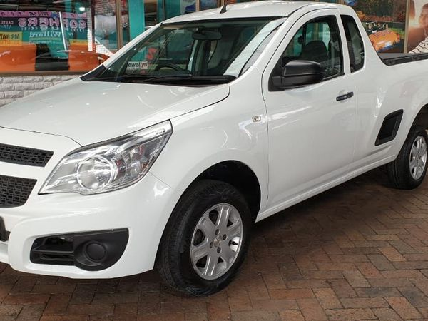 2015 Chevrolet Corsa Utility 1.8 Club Pu Sc  Western Cape Goodwood_0