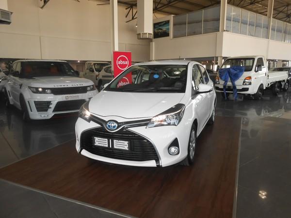 2015 Toyota Yaris 1.5 Hybrid 5-Door North West Province Rustenburg_0