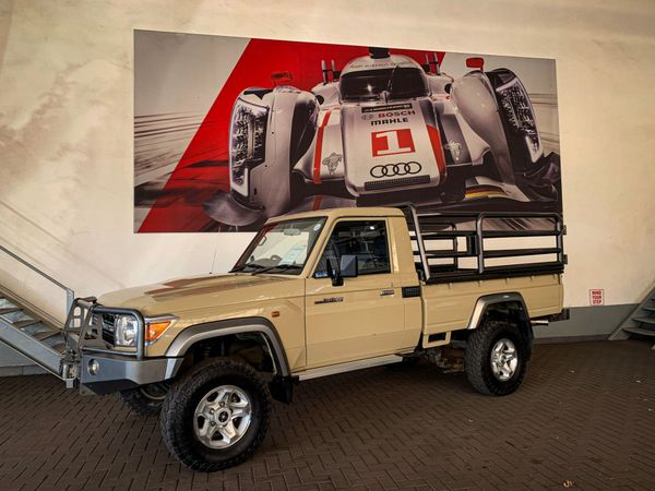2014 Toyota Land Cruiser 79 4.0p Pu Sc  Mpumalanga Middelburg_0