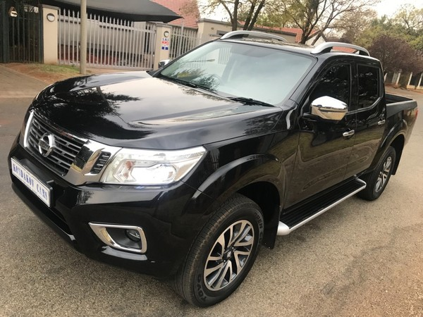 2018 Nissan Navara 2.3D Auto Double Cab Bakkie Gauteng Boksburg_0