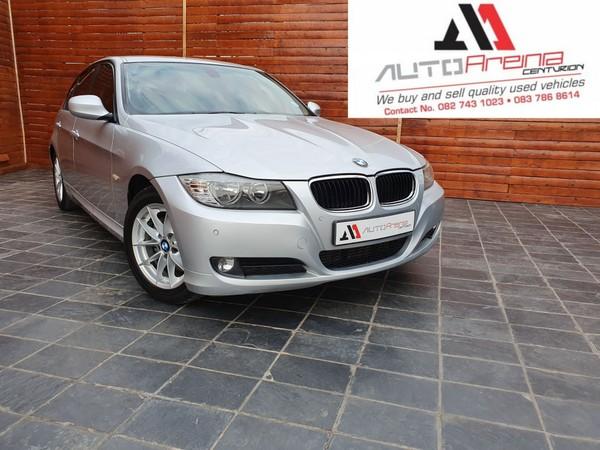 2010 BMW 3 Series 320d e90 FACELIFT  Gauteng Centurion_0
