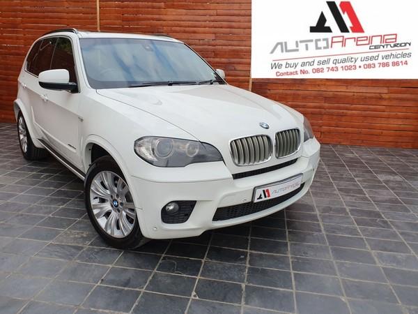 2011 BMW X5 Xdrive40d M-sport At  Gauteng Centurion_0