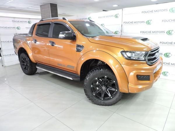 2019 Ford Ranger 2.0TDCi WILDTRAK 4X4 Auto Double Cab Bakkie Gauteng Vereeniging_0