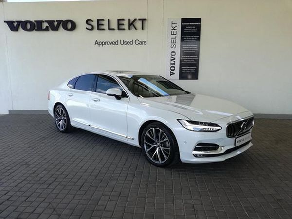2019 Volvo S90 D5 Inscription GEARTRONIC AWD North West Province Rustenburg_0