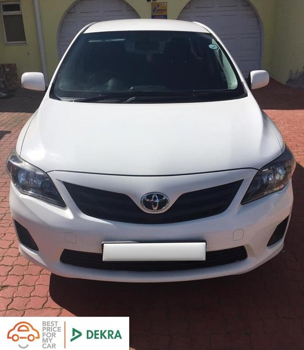 2016 Toyota Corolla Quest 1.6 Western Cape Goodwood_0