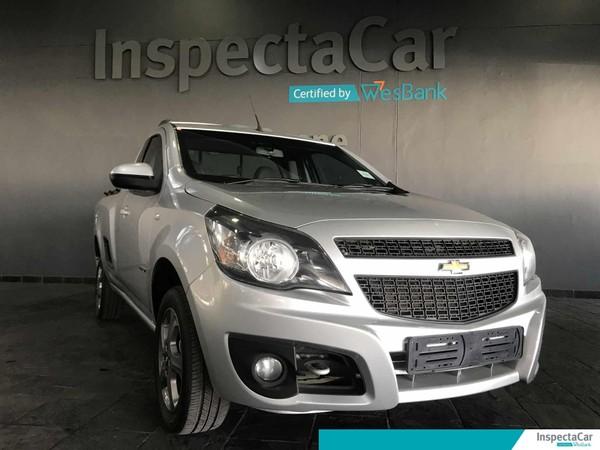 2017 Chevrolet Corsa Utility 1.4 Sport Pu Sc  Limpopo Polokwane_0
