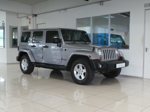 2013 Jeep Wrangler Unlimited 3.6l V6 At  Kwazulu Natal Durban_0