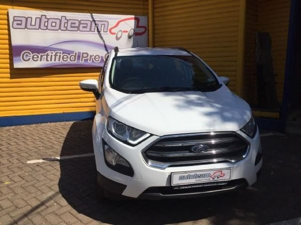 2018 Ford EcoSport 1.0 Ecoboost Trend Auto Gauteng Boksburg_0