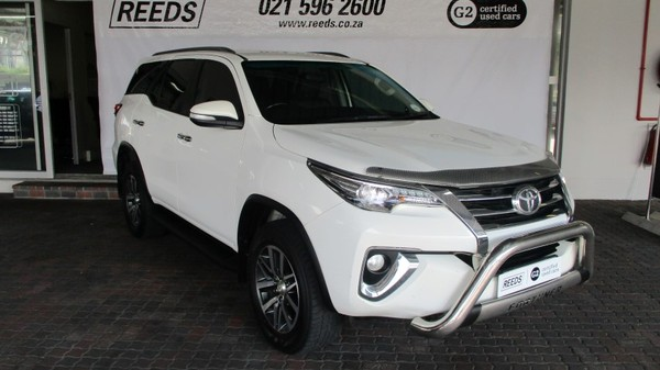 2017 Toyota Fortuner 2.8GD-6 RB Auto Western Cape Goodwood_0