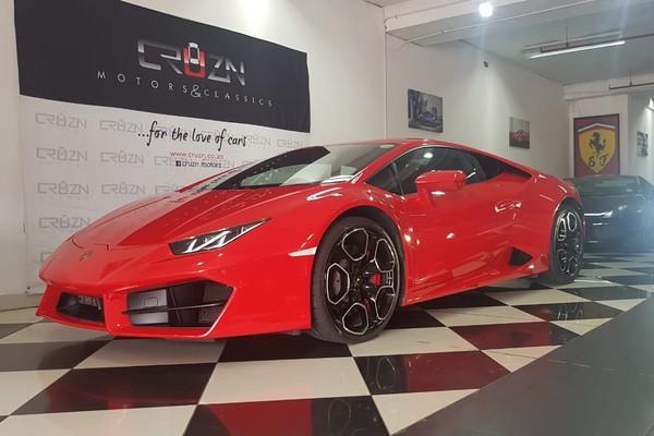 2017 Lamborghini Huracan LP580-2 Kwazulu Natal Durban North_0
