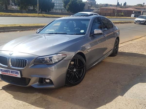2015 BMW 5 Series 520D Auto Gauteng Kempton Park_0