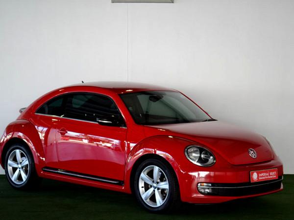 2013 Volkswagen Beetle 1.4 Tsi Sport Dsg  Western Cape Diep River_0