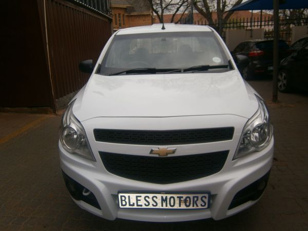 2017 Chevrolet Corsa Utility 1.4 Ac Pu Sc  Gauteng Kempton Park_0