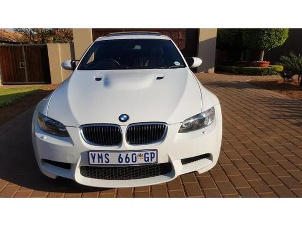 2009 BMW M3 Coupe M-dct  Gauteng Pretoria_0