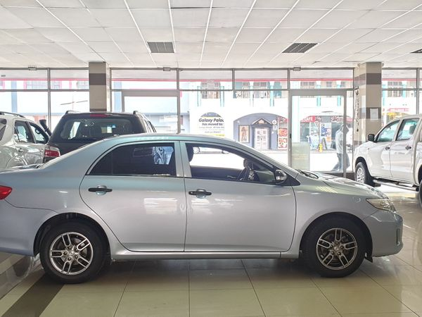 2013 Toyota Corolla 1.3 Impact  Kwazulu Natal Durban_0