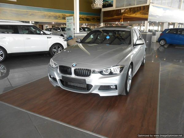2018 BMW 3 Series 320i M Sport Auto North West Province Rustenburg_0