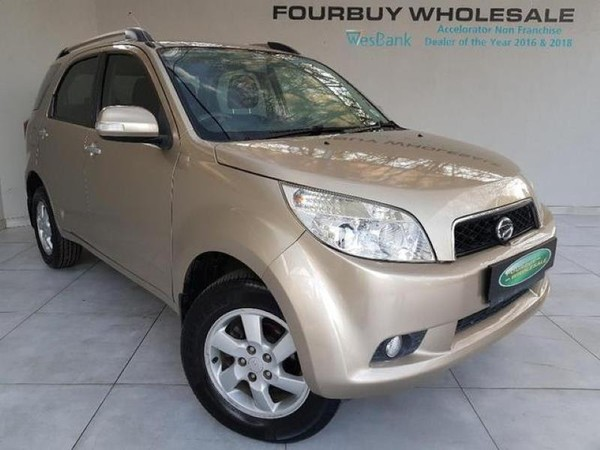 2008 Daihatsu Terios 7 Seat At  Gauteng Four Ways_0