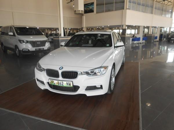 2015 BMW 3 Series 320i M Sport Line At f30  North West Province Rustenburg_0