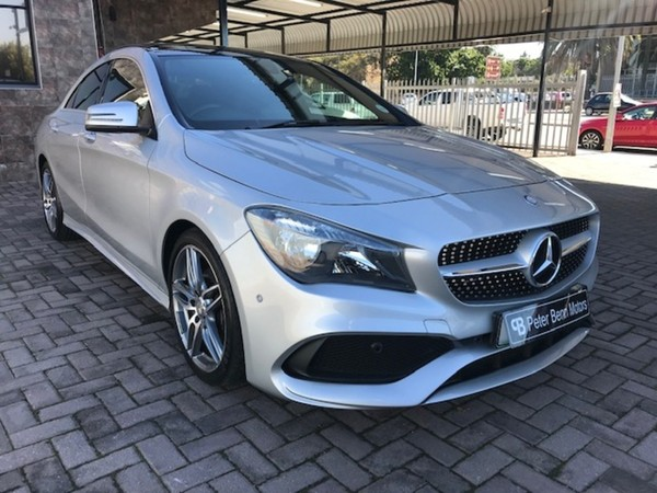2017 Mercedes-Benz CLA-Class 200 AMG Auto Eastern Cape Uitenhage_0