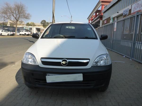 2011 Chevrolet Corsa Utility 1.4 Sc Pu  Gauteng Johannesburg_0