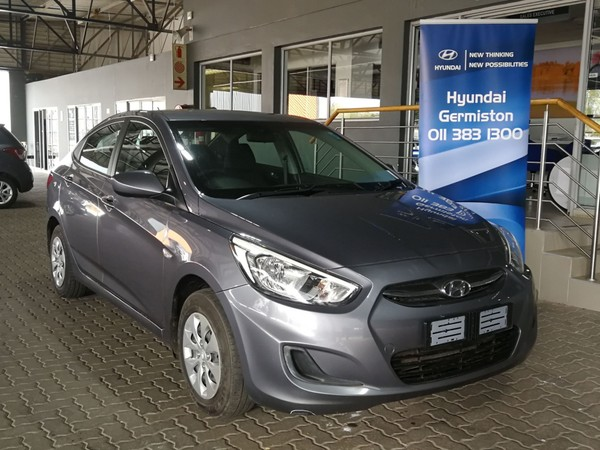 2017 Hyundai Accent 1.6 motion manual Gauteng Germiston_0