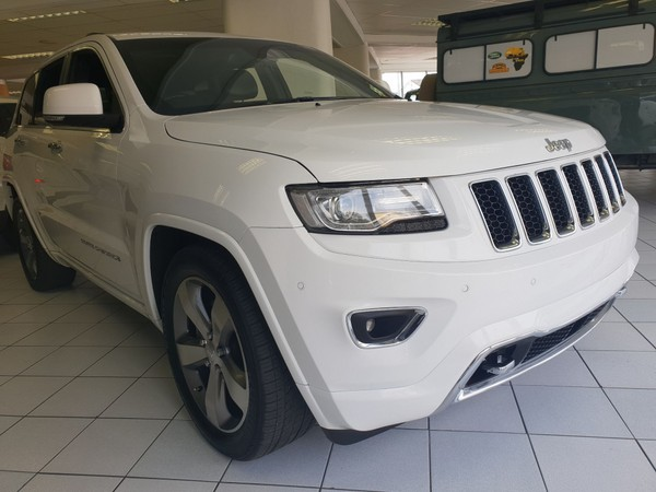 2014 Jeep Grand Cherokee 3.0L V6 CRD OLAND Western Cape Worcester_0