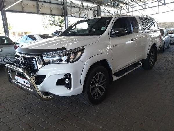 2019 Toyota Hilux 2.8 GD-6 RB Raider 4X4 Auto PU ECAB Eastern Cape King Williams Town_0