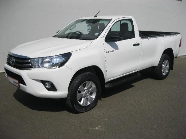 2018 Toyota Hilux 2.4 GD-6 SRX 4X4 Single Cab Bakkie Auto Northern Cape Kimberley_0