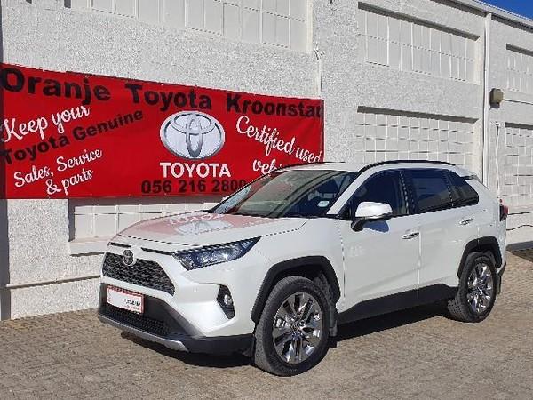 2019 Toyota Rav 4 2.0 VX CVT Free State Kroonstad_0