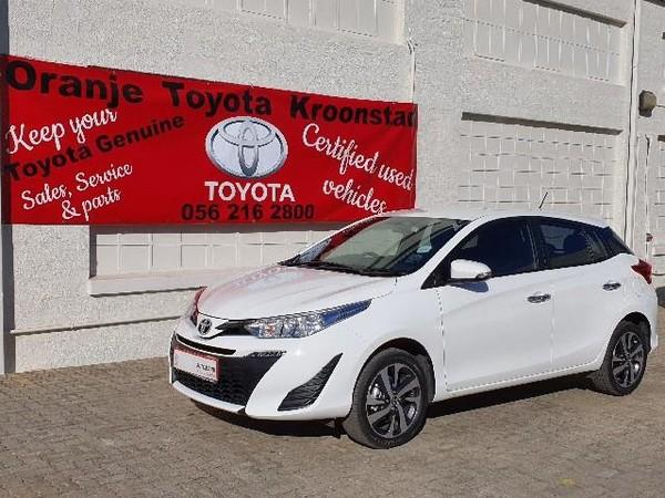 2019 Toyota Yaris 1.5 Xs 5-Door Free State Kroonstad_0