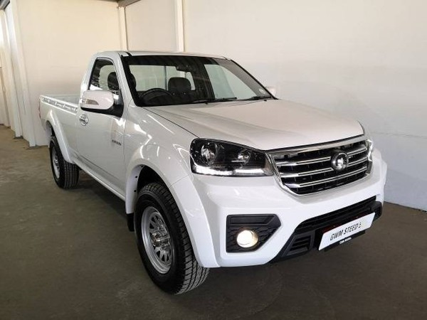 2020 GWM Steed 5 2.0 WGT SV Single Cab Bakkie Gauteng Pretoria_0