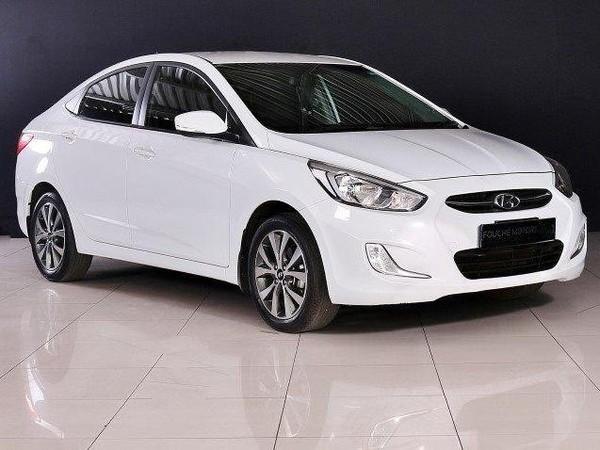 2018 Hyundai Accent Fluid Gauteng Vereeniging_0