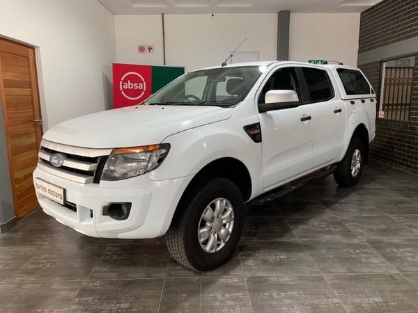 2015 Ford Ranger 2.2TDCi XLS Double Cab Bakkie Kwazulu Natal Durban_0