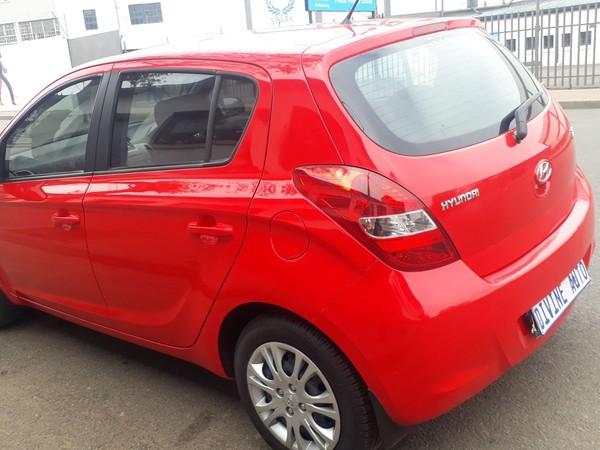 2012 Hyundai i20 1.6 Manual .Petrol Gauteng Jeppestown_0