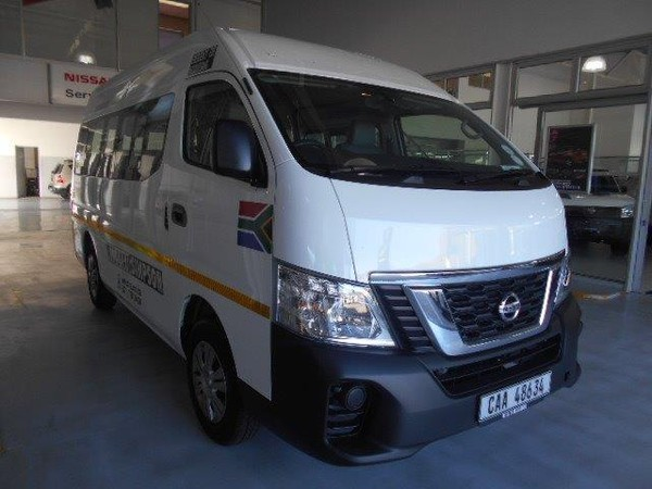 2021 Nissan NV350 2.5 16 Seat Western Cape Cape Town_0