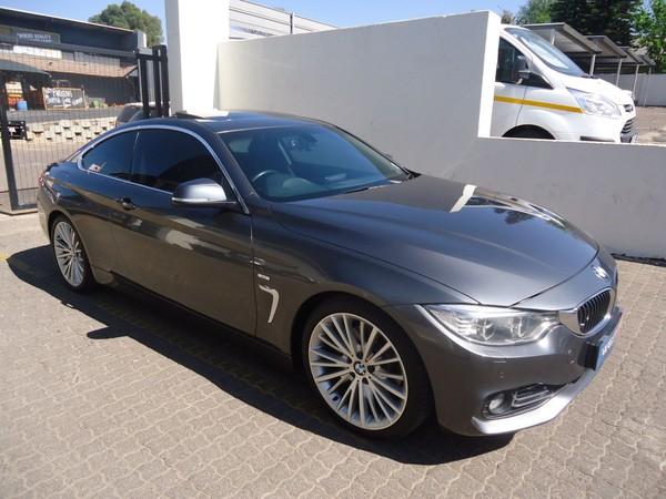2014 BMW 4 Series 428i Coupe Luxury Line Auto Gauteng Johannesburg_0