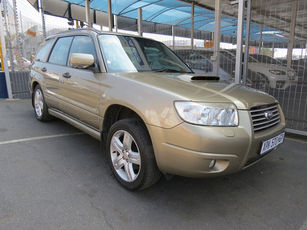 2008 Subaru Forester 2.5 Xt Premium At  Gauteng Johannesburg_0