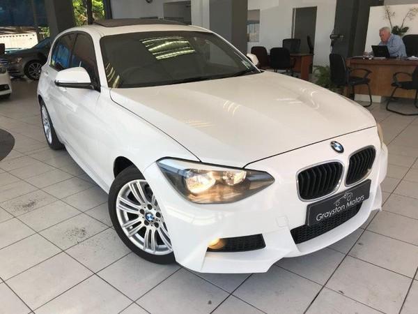 2012 BMW 1 Series 125i M Sport Line 5dr f20  Gauteng Sandton_0