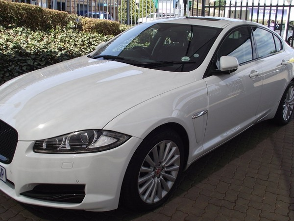 2014 Jaguar XF 2.2 D Luxury  Gauteng Pretoria_0